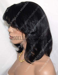 Full Lace Wig (Keri) Item#: 253-Model Lace Wigs and Hair