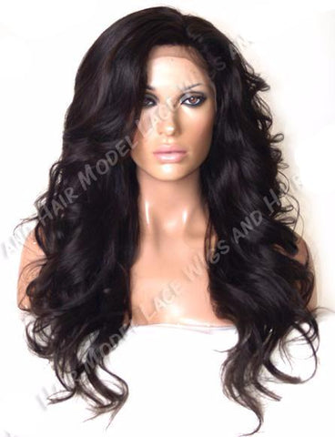 Lace Front Wig (Carol) Item#: F260