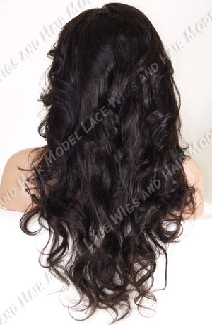Lace Front Wig (Carol) Item#: F260 • Light Brn Lace
