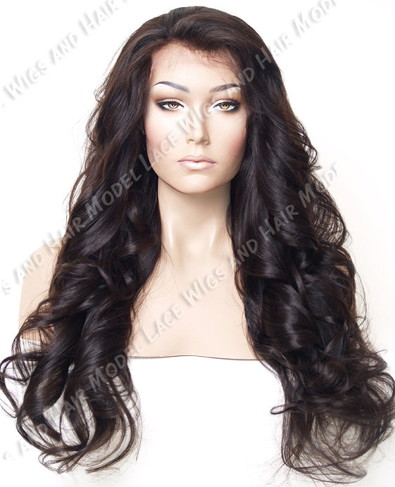 Lace Front Wig (Mona)