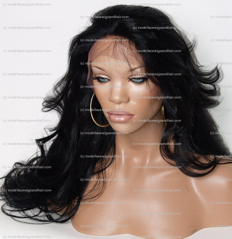 Lace Front Wig (Mona) Item#: F268