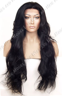 Custom Lace Front Wig (Mona) Item#: F272