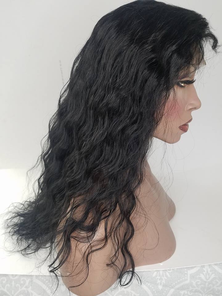 Custom Lace Front Wig (Chaya) Item#: FN567