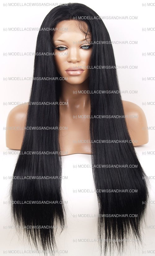 Full Lace Wig (Angie) Item#: 307-Model Lace Wigs and Hair