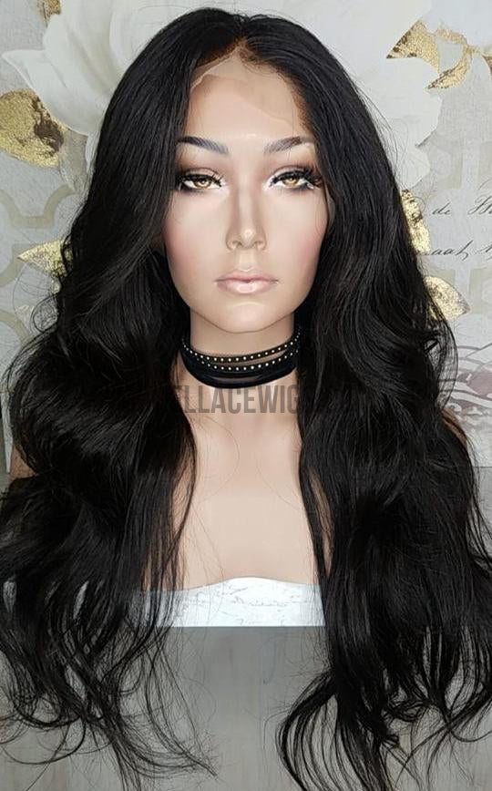 Custom Full Lace Wig (Nollee) Item#: 567 HDLW