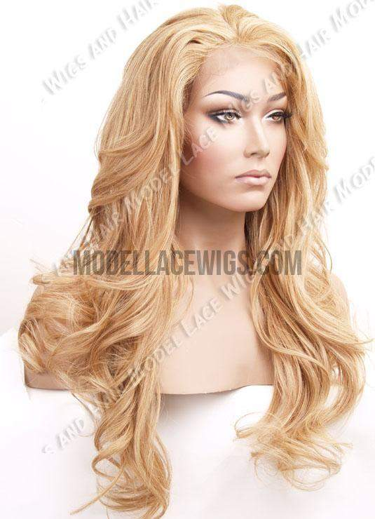 Custom Full Lace Wig (Iris) Item#: 3711 HDLW