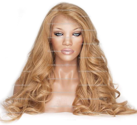 Custom Full Lace Wig (Carol) Item 371 HDLW