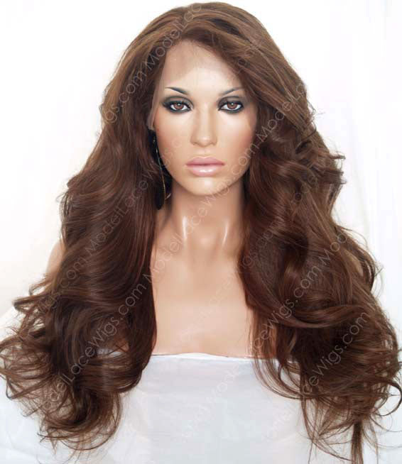 Custom Full Lace Wig (Samuela) Item#: 398 HDLW