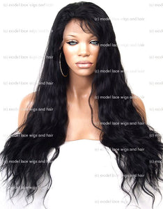Full Lace Wig (Abigail) Item#: 418