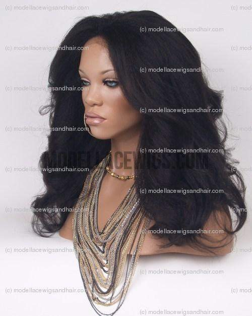 Full Lace Wig (Tori) Item#: 469-Model Lace Wigs and Hair