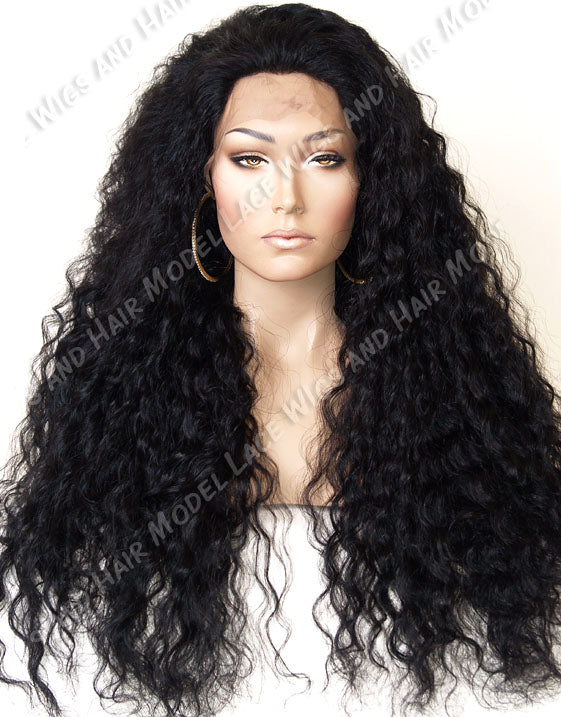 Full Lace Wig (Sabah) Item#: 4882-Model Lace Wigs and Hair