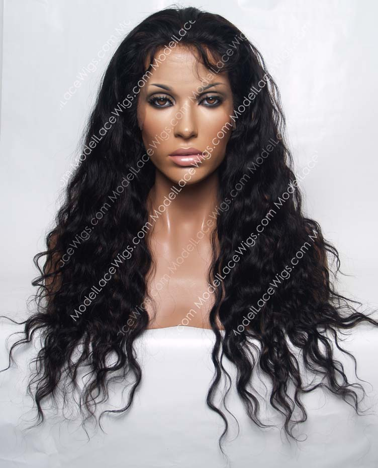 Custom Full Lace Wig (Lady) Item#: 491