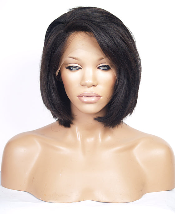 Full Lace Wig (Lacy) Item#: 5028-Model Lace Wigs and Hair