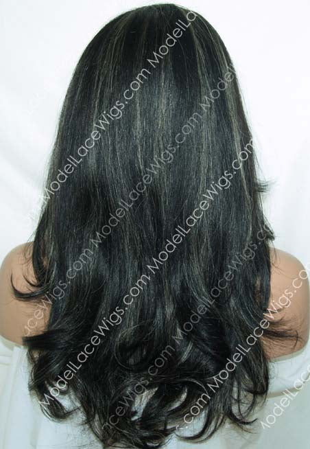 Full Lace Wig (Ester)-Model Lace Wigs and Hair