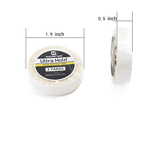 "Ultra Hold 3/4"" X 3 Yards. Authentic Walker Tape (2 Pack)"