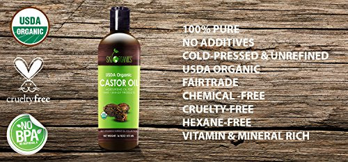 Castor Oil  | Model Lace WIgs and Hair