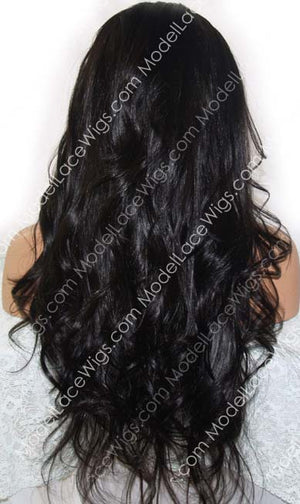 Full Lace Wig (Megan) Item#: 521-Model Lace Wigs and Hair