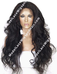 Lace Front Wig (Vada) Item# 5648 HDLW • Light Brn Lace