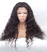 Brown Bodywave Full Lace Wig
