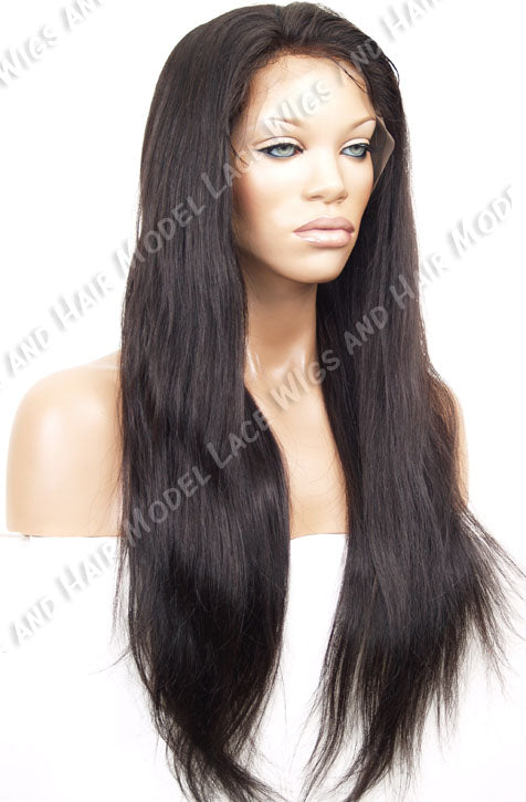13x6 Lace Front Wig (Haile) Faux Scalp 130%-150% density HDLW