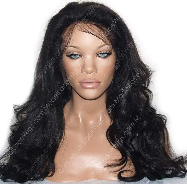 Full Lace Wig (Alexis) Item#: 569-Model Lace Wigs and Hair