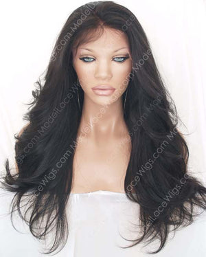 Lace Front Wig (Iris)