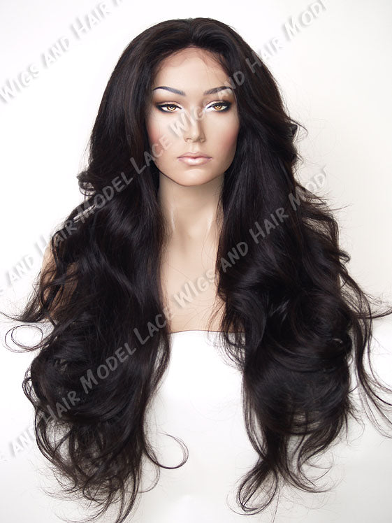 Custom Glueless Full Lace Cap Wig (Ishani)