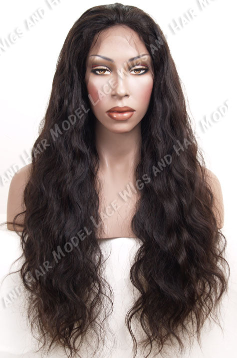 Long Body Wave Full Lace Wig