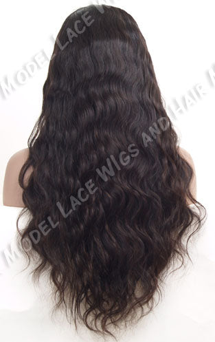Glueless Full Lace Wig (Abigail) Item# 583 • Light Brn Lace