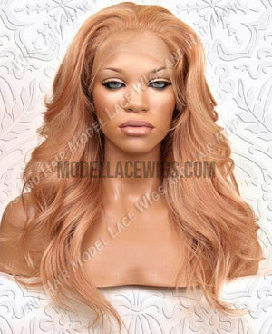 Full Lace Wig (Genna) Item#: 590