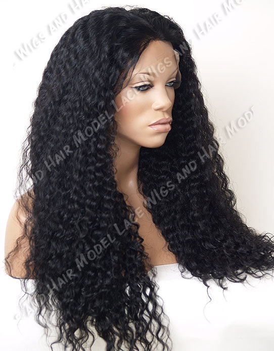 Custom Full Lace Wig (Mercy) Item#: 663 HDLW
