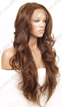 Custom Full Lace Wig (Amani) Item#: 656 HDLW