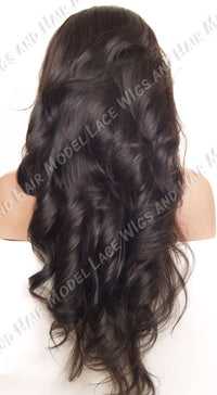 Full Lace Wig (Erica) Item#: 662 • Light Brn Lace