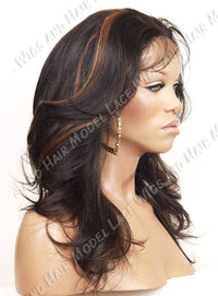 Glueless Full Lace Wig (Brooklynn) Item#: G753