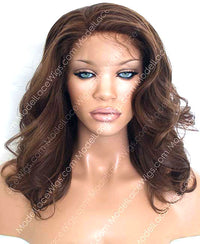 Custom Lace Front Wig (Riva) Item#: F75