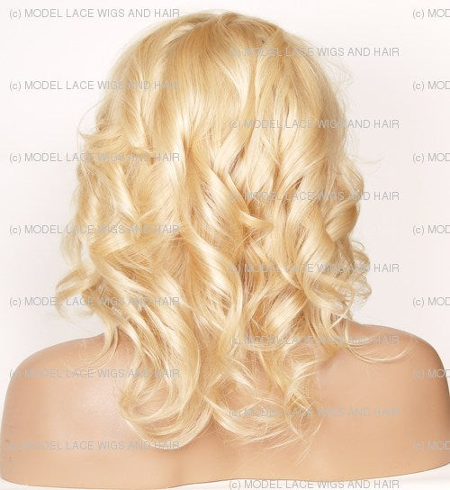 Blonde Full Lace Wig (Candi) Item#768 • Transparent Lace
