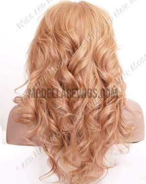 Custom Full Lace Wig (Amya) Item#: 7812 HDLW