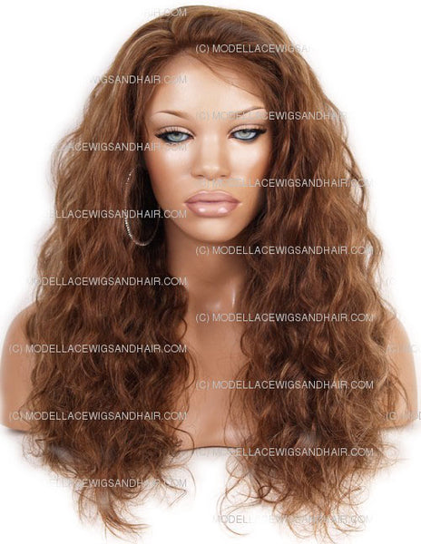 Lace Front and Nape Wig (Lady) Item#: FN78