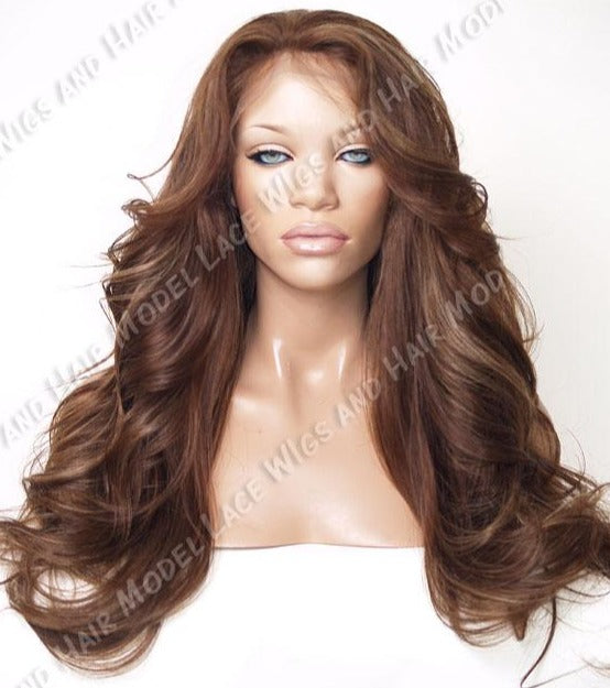Custom Full Lace Wig (Iris) Item#: 7800
