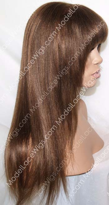 Custom Full Lace Wig (Adrian) Item#: 893