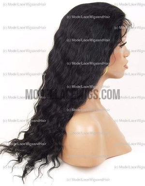 IN-STOCK Lace Front Wig (Loretta) Item#: F564-Model Lace Wigs and Hair