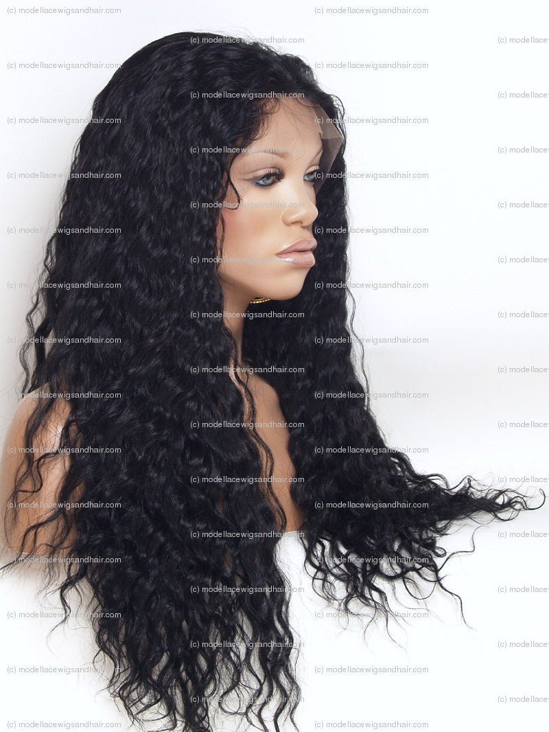 Custom Full Lace Wig (Anne) Item#: 890