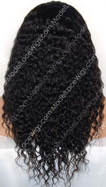 Custom Full Lace Wig (Felicia) Item#: 969 HDLW