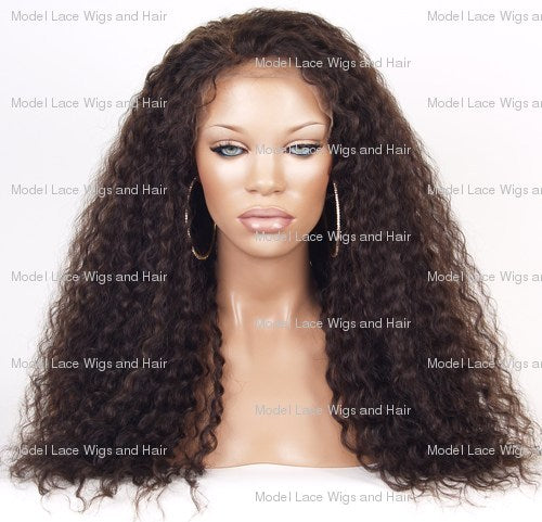 Full Lace Wig (Terri) Silk-Top Item#: 978