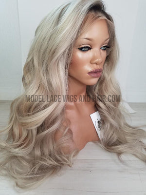 "Ash Blonde Full Lace Wig (Style Name: ""Anastasia"" Item# 5559)"