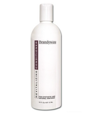 Brandywine Revitalizing Conditioner 16Fl. Oz (Use: Synthetic & Human Hair Wigs & Extensions)