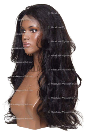 Full Lace Wig (Iris) Item#: 353 • Light Brn Lace