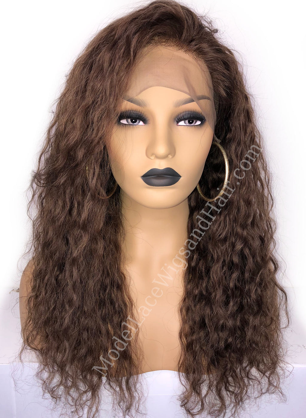 "Clearance Discontinued Full Lace Wig Item #8744 ""Ari"" 
