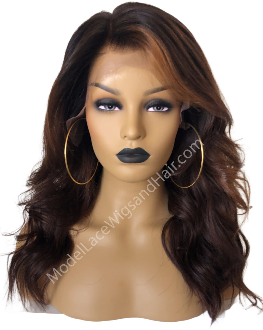 Lace Front Wig (Jewel) Item#: LF786 HDLW