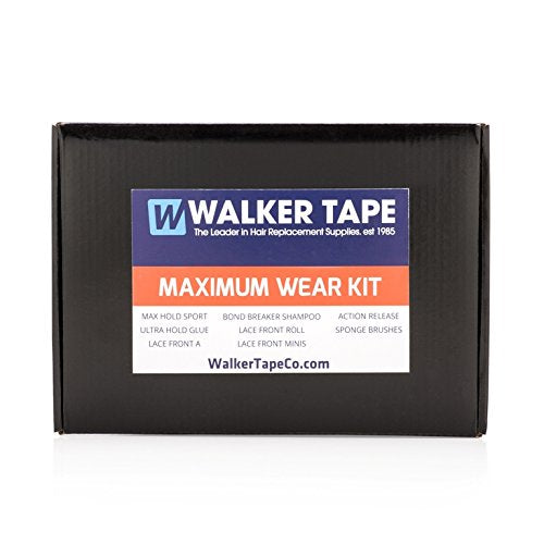 Walker Tape Lace Wig Adhesive KITS-MAXIMUM WEAR
